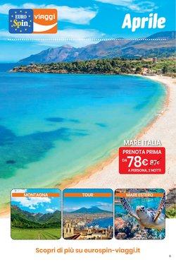 Offerte Viaggi nella volantino di Eurospin Viaggi a Bagheria ( Per altri 17 giorni )