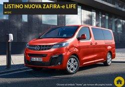 Offerte di Opel nella volantino di Opel ( Più di un mese)