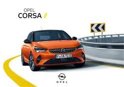 Catalogo Opel ( Più di un mese)