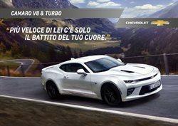 Offerte di Chevrolet nella volantino di Milano
