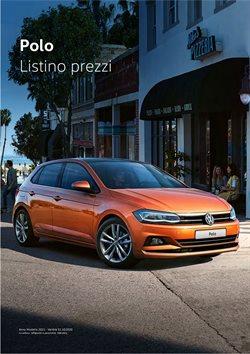 Offerte di Auto, Moto e Ricambi nella volantino di Volkswagen ( Più di un mese )