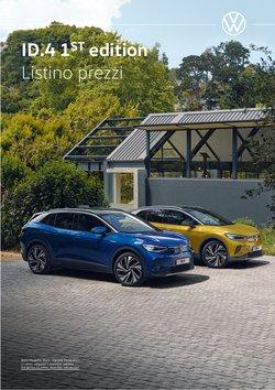 Offerte di Auto, Moto e Ricambi nella volantino di Volkswagen ( Pubblicato oggi)