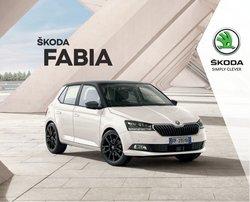 Offerte di Škoda nella volantino di Škoda ( Più di un mese)