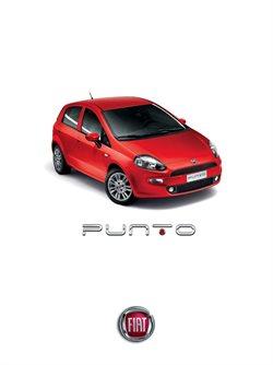 Offerte di Fiat nella volantino di Catania
