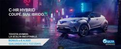 Offerte di Toyota nella volantino di Paternò