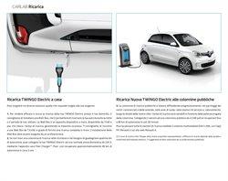 Offerte di Ricarica a Renault