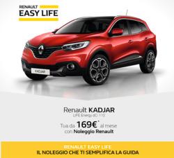 Offerte di Renault nella volantino di Catania