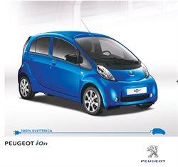 Offerte di Peugeot nella volantino di Catania