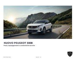 Offerte di Auto, Moto e Ricambi nella volantino di Peugeot ( Più di un mese)