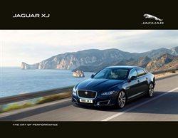 Offerte di Jaguar nella volantino di Roma