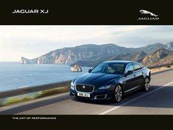 Offerte di Jaguar nella volantino di Jaguar ( Più di un mese)