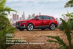 Offerte Auto, Moto e Ricambi nella volantino di Audi a Desio