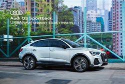 Offerte di Auto, Moto e Ricambi nella volantino di Audi ( Più di un mese )