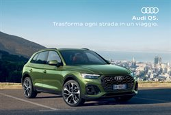 Offerte Auto, Moto e Ricambi nella volantino di Audi a Alba ( Più di un mese )
