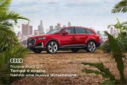Offerte di Auto, Moto e Ricambi nella volantino di Audi ( Pubblicato oggi)