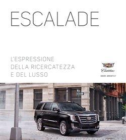Offerte di Cadillac nella volantino di Roma
