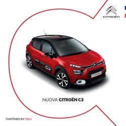 Offerte Auto, Moto e Ricambi nella volantino di Citroen a Brolo ( 3  gg pubblicati )
