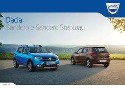 Offerte Auto, moto e accessori nella volantino di Dacia a Messina
