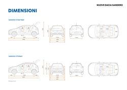 Offerte di Auto, Moto e Ricambi nella volantino di Dacia ( Più di un mese )