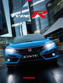 Offerte di Honda nella volantino di Honda ( Più di un mese)