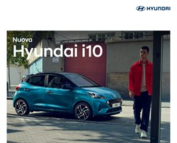 Offerte Auto, Moto e Ricambi nella volantino di Hyundai a Sassari ( Più di un mese )