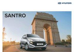 Offerte di Auto, Moto e Ricambi nella volantino di Hyundai ( Pubblicato oggi)