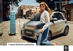 Offerte Auto, Moto e Ricambi nella volantino di Smart a Messina ( 3  gg pubblicati )