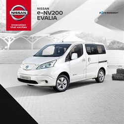 Catalogo Nissan a Messina ( Scaduto )