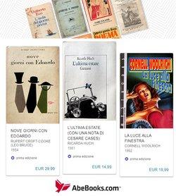 Offerte di Libreria e Cartoleria nella volantino di AbeBooks ( Per altri 6 giorni)