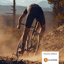 Offerte di Sport nella volantino di All4cycling ( Scade oggi)