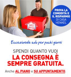 Offerte di Casa Henkel nella volantino di Roma