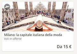Offerte di Edreams nella volantino di Roma
