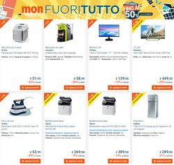 Offerte Elettronica e Informatica nella volantino di Monclick a Caltanissetta ( Per altri 8 giorni )