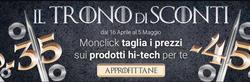 Offerte di Monclick nella volantino di Roma