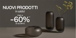 Offerte di Made in design nella volantino di Roma