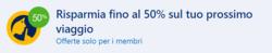 Offerte di Booking nella volantino di Roma