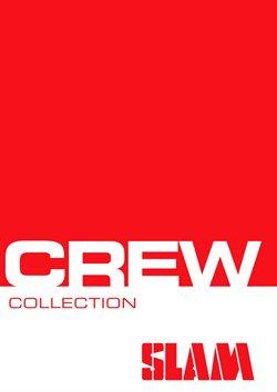 Offerte di Crew Collection nella volantino di Roma