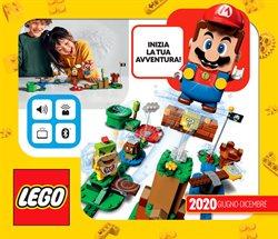 Offerte Infanzia e Giocattoli nella volantino di Lego a Terracina ( Più di un mese )