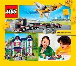 Offerte Infanzia e Giocattoli nella volantino di Lego a Jesi ( Più di un mese )