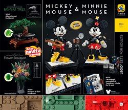 Offerte di Nutella a Lego