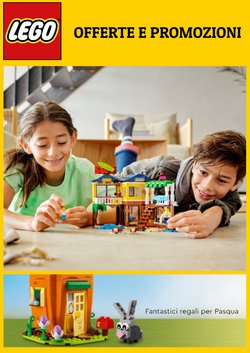 Offerte di Adidas nella volantino di Lego ( Pubblicato ieri)