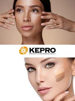 Offerte di Profumeria e Bellezza nella volantino di Kepro ( Per altri 2 giorni)