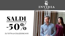 Offerte di Invidia nella volantino di Firenze