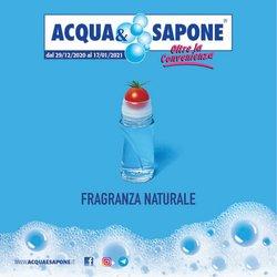 Catalogo Acqua e Sapone a Empoli ( Scaduto )