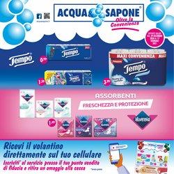 Catalogo Acqua e Sapone a Napoli ( Scade oggi )