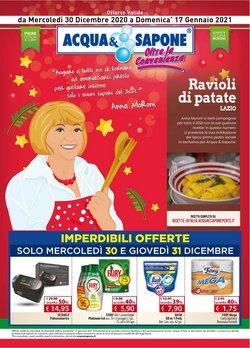 Catalogo Acqua e Sapone a Milano ( Scaduto )