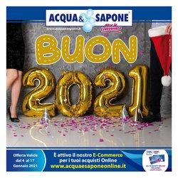 Offerte Profumeria e Bellezza nella volantino di Acqua e Sapone a Reggio Calabria ( Scade domani )