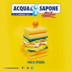 Offerte Profumeria e Bellezza nella volantino di Acqua e Sapone a Rieti ( Per altri 5 giorni )