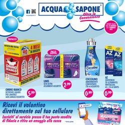 Offerte Profumeria e Bellezza nella volantino di Acqua e Sapone a Avellino ( Pubblicato ieri )