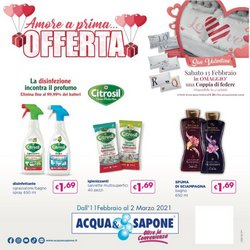 Catalogo Acqua e Sapone ( Scade oggi )